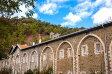 View Of Kykkos Monastery (The ...