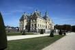 Parc et château en île de France
