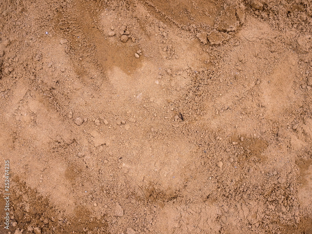 Fototapety, obrazy: Abstract texture of soil background