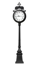 Vintage Cast Iron Clock