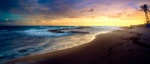 The Ethereal Light At San Juan Beach