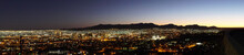 Panorama Of City Of El Paso In...