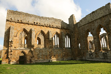 Egglestone Abbey Is An Abandon...