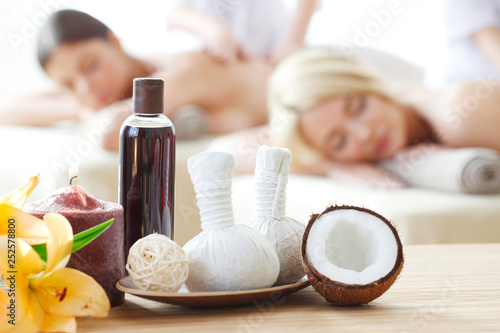 Fotografie, Obraz  Spa massage