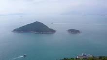 Two Islands Seen Across Sulphu...