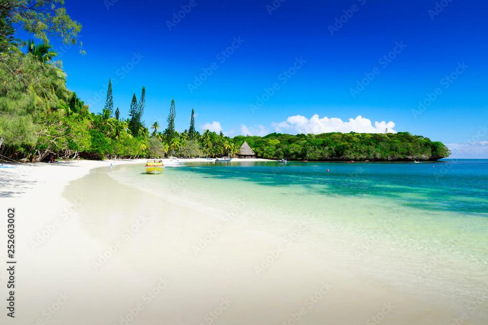 Fototapety, obrazy: Nouvelle Calédonie Ile des pins Baie de Kanuméra