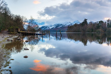 Derwentwater In Cumbria