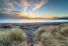 New England Bay In Scotland