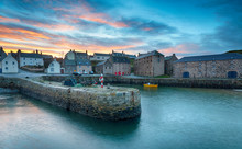 Portsoy In Aberdeenshire