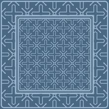 Geometric Pattern. Vector Illu...