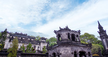 The Most Notable Place In Khai Dinh Tomb In Vietnam