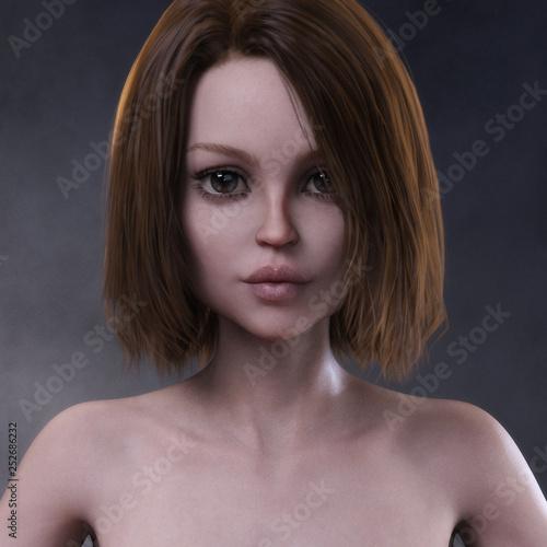 Fotografía Georgia face