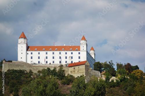 Photo  Historic Bratislava Castle
