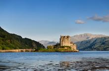 Restored Eilean Donan Castle O...
