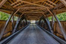 Covered Bridge Structure