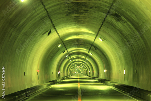 Wall Murals Tunnel トンネル