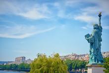 Liberty Statue Paris