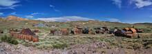 Bodie - Ghost Town, USA, California, Nevada