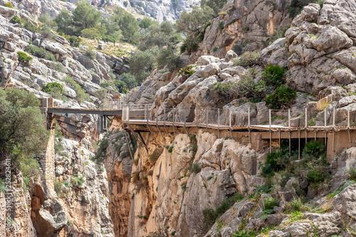 Photo  El Caminito del Rey (The King's Little Path)