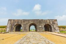 Ho Citadel In Thanh Hoa,Vietna...