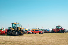 Exhibition Of Agricultural Machinery