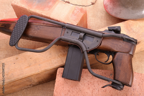Photo Gewehr A1 Paratrooper