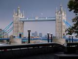 Fototapeta Fototapeta Londyn - Londyn. Tower Bridge