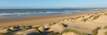 Camber Sands Beach East Sussex...
