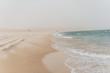 desert with sand in qatar