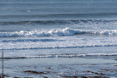 Photo  Widemouth Bay, Cornwall, England, UK