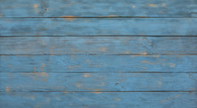 Blue Woody Board Background