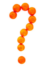 Question Mark Solved With Tang...