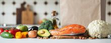 Fresh Vegetables, Fruits, Nuts...