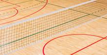 Elementary School Gym Indoor W...
