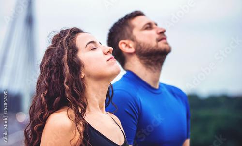 Breath a fresh air Fototapete