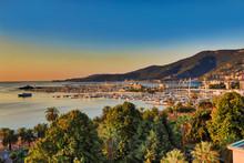 An Aerial View Of La Spezia, I...