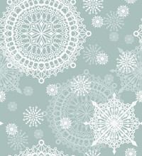 Vector Classic  Seamless Pattern