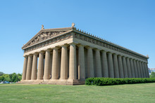 Parthenon In Tennessee ? Which Came First?