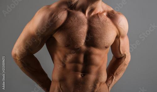 Spread nude big butt
