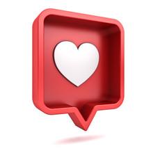 3d Perspective Social Media No...