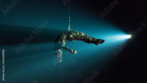 Fotografia Artist in Cirque du Soleil