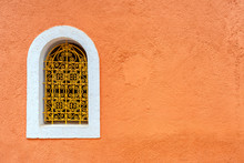 Typical Window With Decorative...