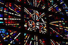 La Baule, France - April 15 2017 : Notre Dame Church Built In 1931