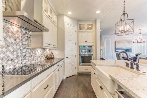 Foto  Interior kitchen design