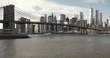 New York City skyline United States