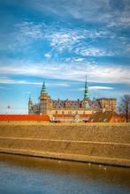 Kronborg Castle Portrait