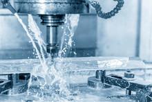 The  CNC Milling Machine Cutti...
