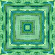 Sea Green Watercolor Natural S...