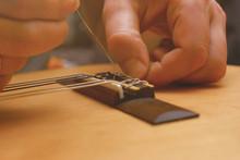 Repairing Of Broken String On ...