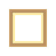 picture frames brown color, vintage frame image cute, frames picture chic luxury on white background